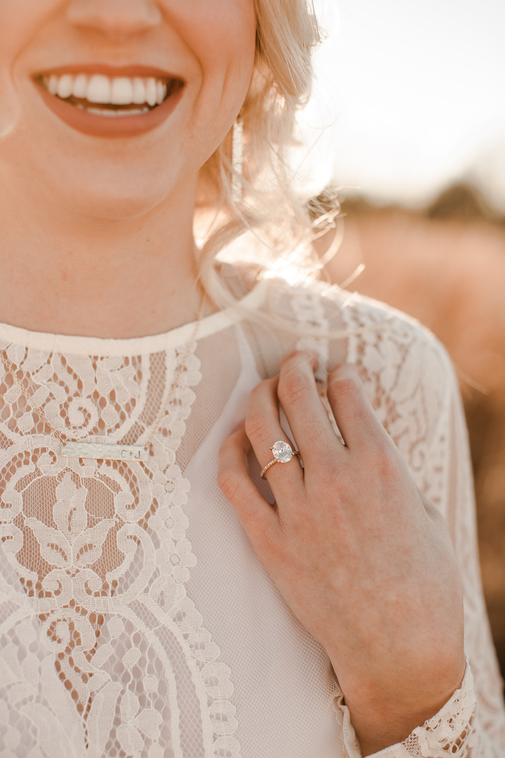 olive avenue ring wedding details