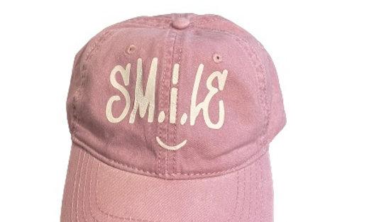 SMILE Baseball Cap