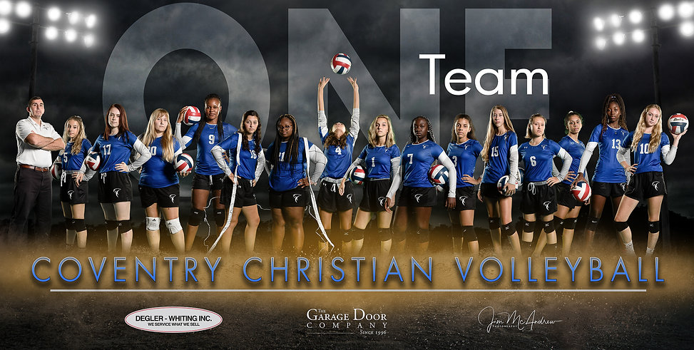 CCS HS Volleyball 2-19 One Team Main Tem