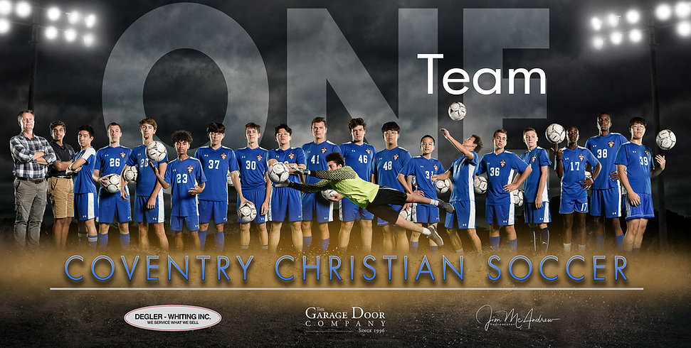 CCS HS Soccer 2019 One Team Main Templat
