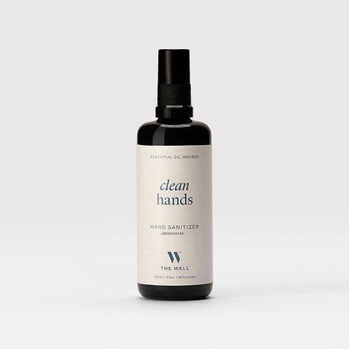 Lemongrass Infused Hand Sanitizer