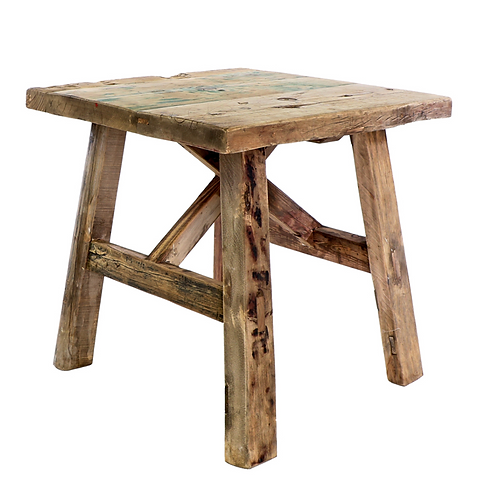 Work Shop Side Table