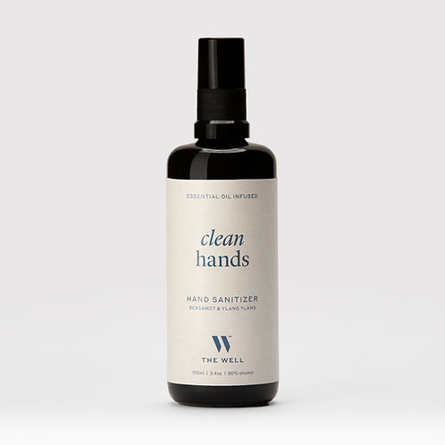 Bergamot and Ylang Ylang Infused Hands Sanitizer