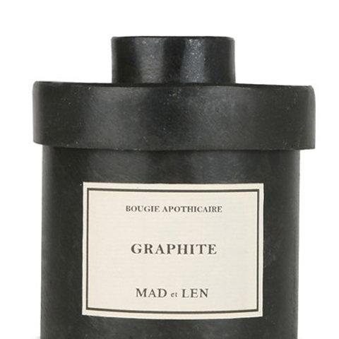 Mad et Len Graphite