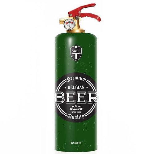 Beer Fire Extinguisher