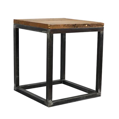 Elm Door Side Table
