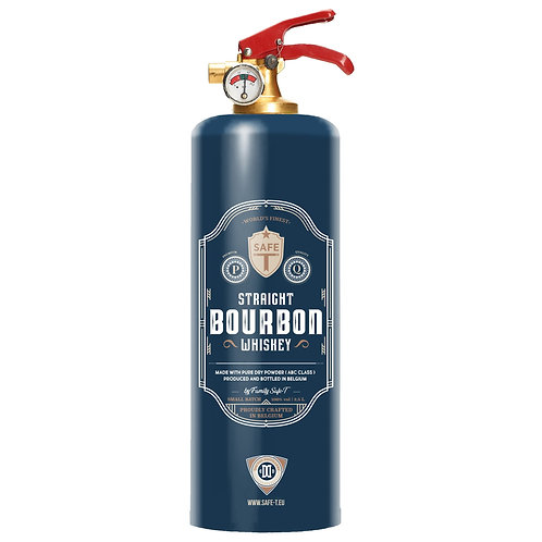Bourbon Fire Extinguisher