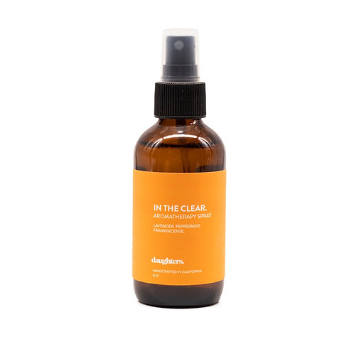 In The Clear Aromatherapy Spray