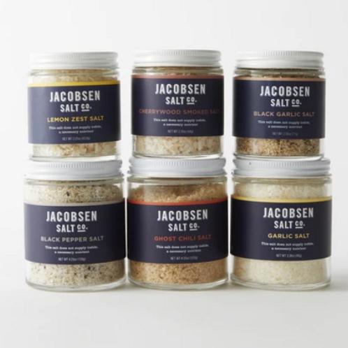 Jacobsen Salt Co. Infused Finishing Salts