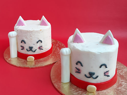 Lucky Cat Cakes - 14 Feb