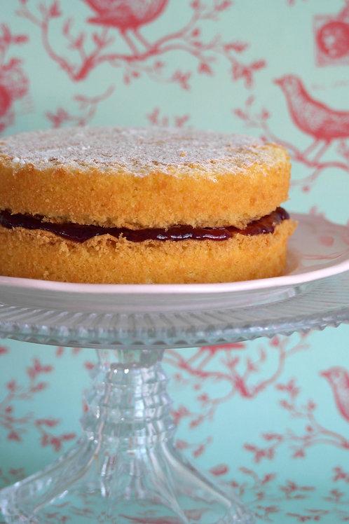 Basic Cake Baking Course