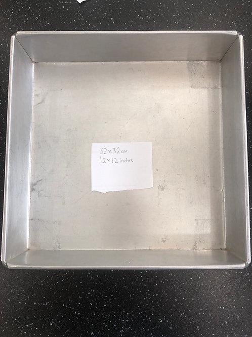 12 inch Baking Tin