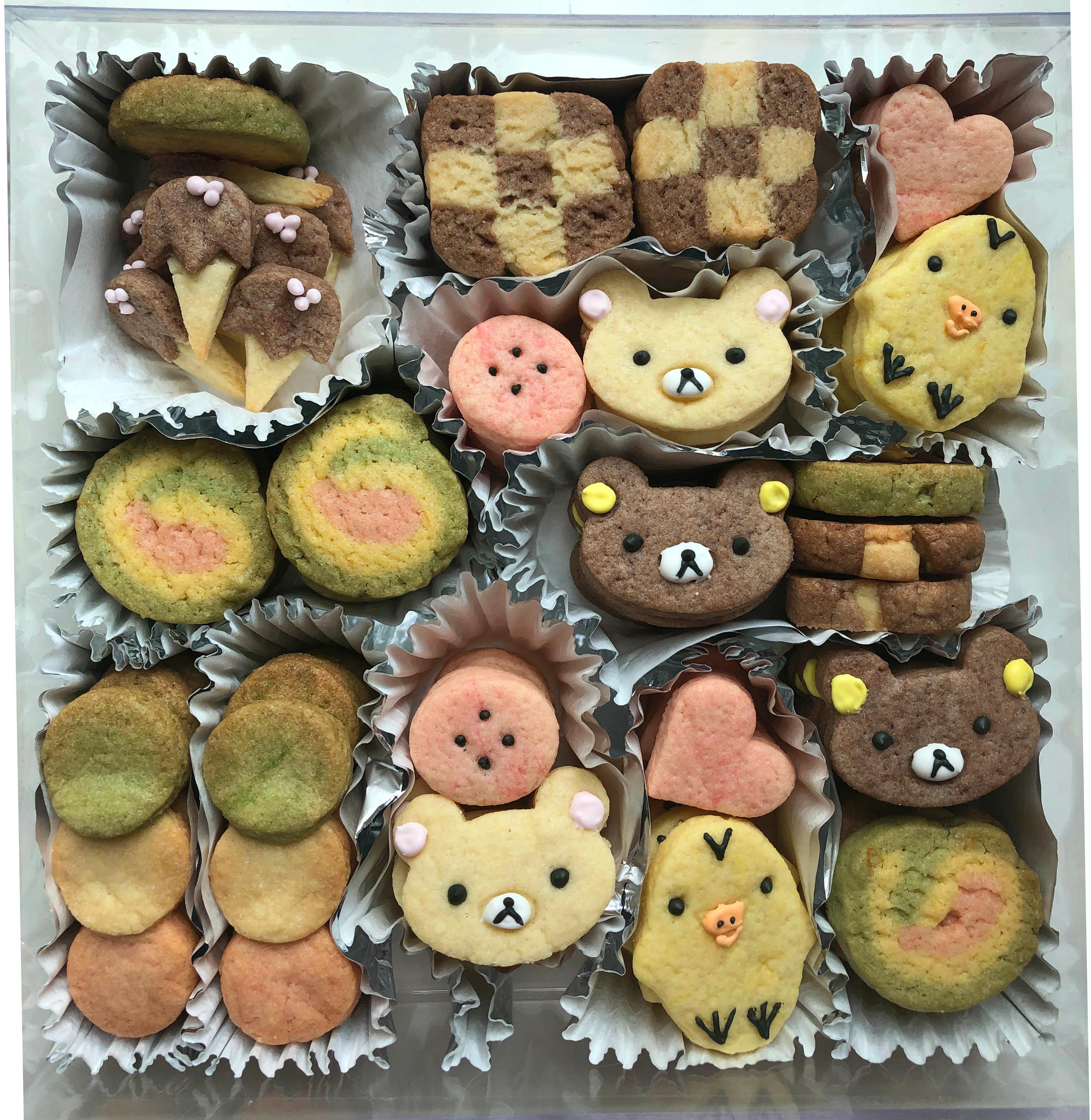 Rilakkuma Cookies Gift Box