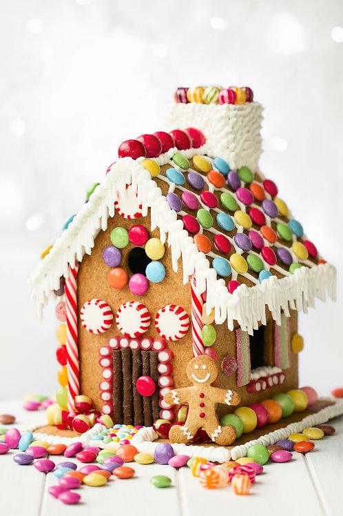 Gingerbread House Parent Child Workshop