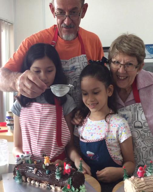 Family Baking