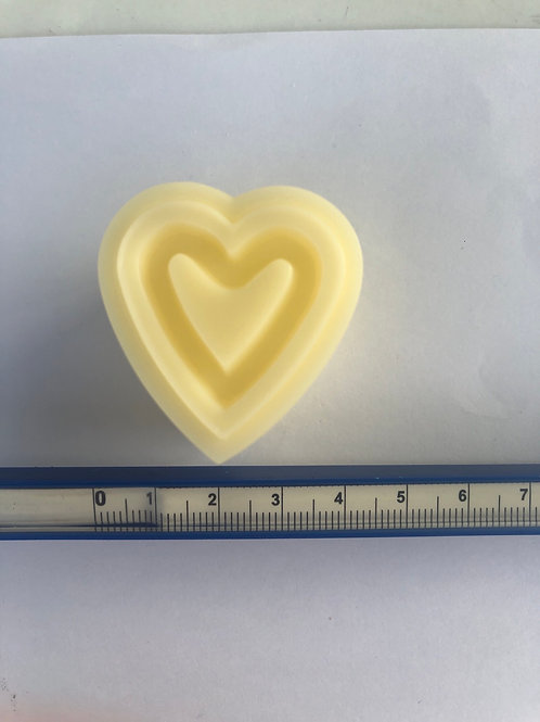 Heartshape cookie mould 2
