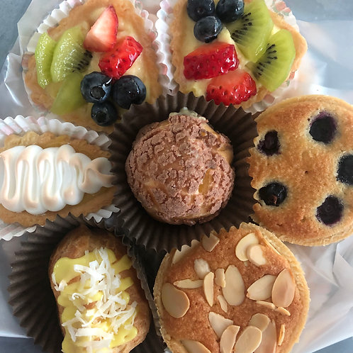Basic Pastry Course