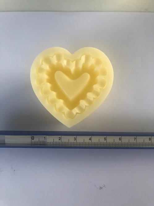 Heartshape cookie mould 1