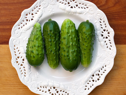 Is it safe to eat pickles when pregnant?