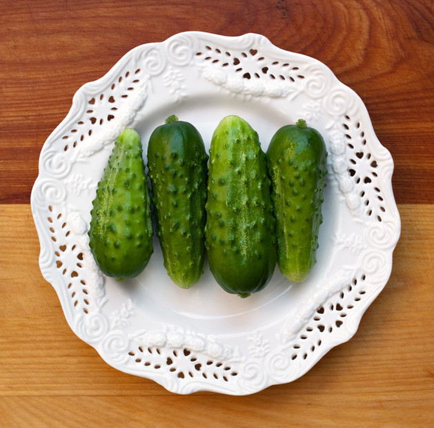 Recipe: Dill Pickled Vegetables