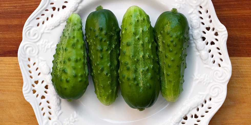 Fermented Pickles & Veggies