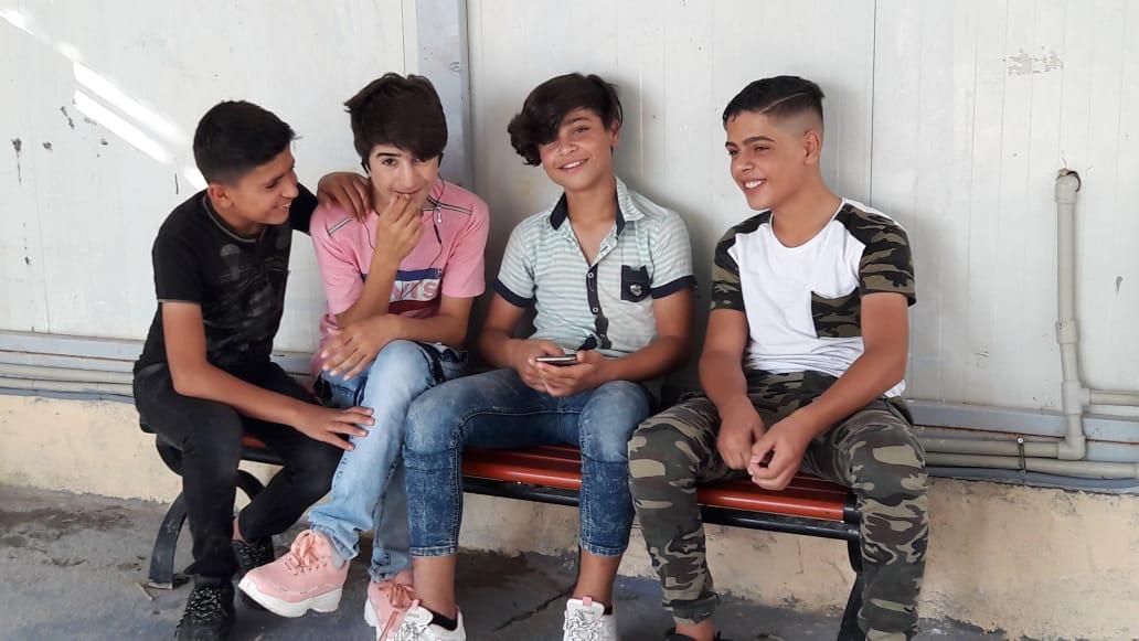 Schooled kids joy at Shariya camp