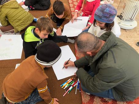 Kids Pursuing Peace