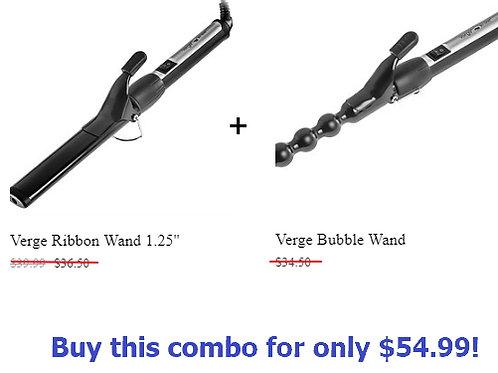 Ribbon Wand(1) +  Bubble Wand(1)