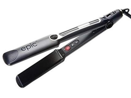 Epic Medium Flat Iron Ceramic Hair Straightener for all Hair Types (1.3'')