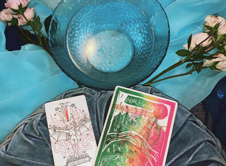 New Moon in Pisces + upcoming events