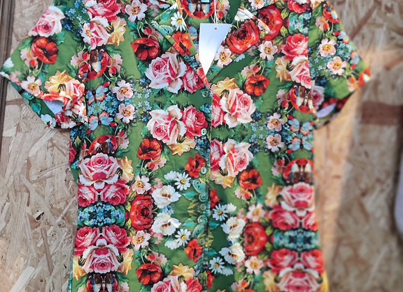 Blouse Roses