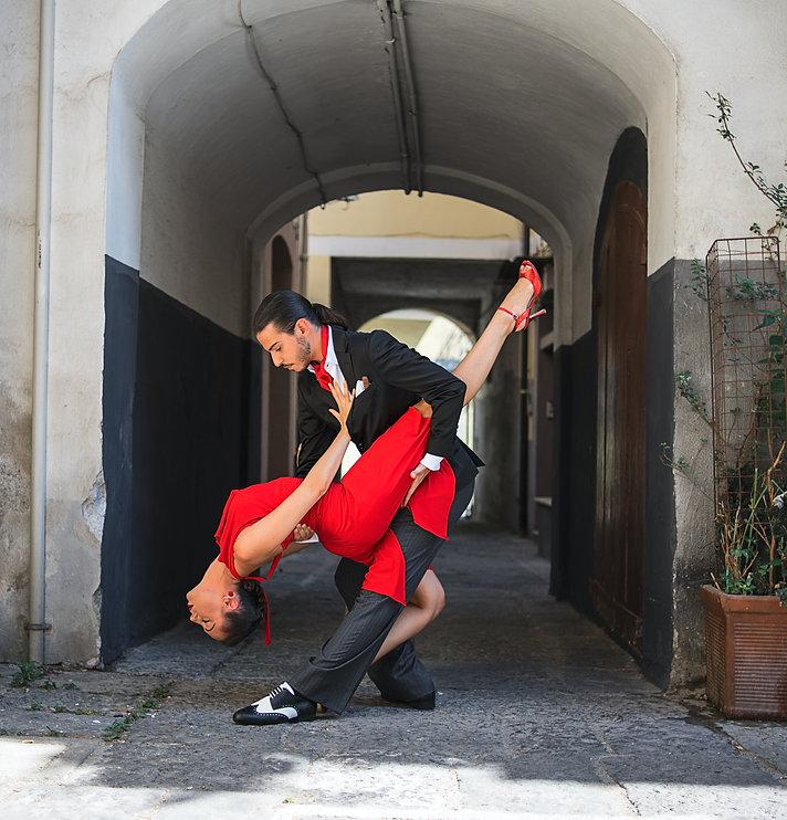 Argentine Tango | DanceSport Dupont