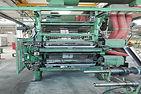 Flexo four colour printing machine