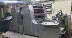 Used Heidelberg SpeedMaster SM 74-2 P
