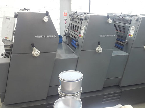 Used German & Japanese offset Sheetfed Printing Machinery