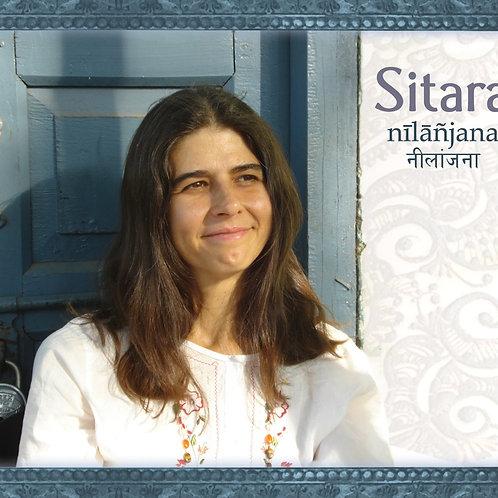 Sitara - nilanjana CD