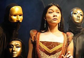 Las mascaras de Sor Juana