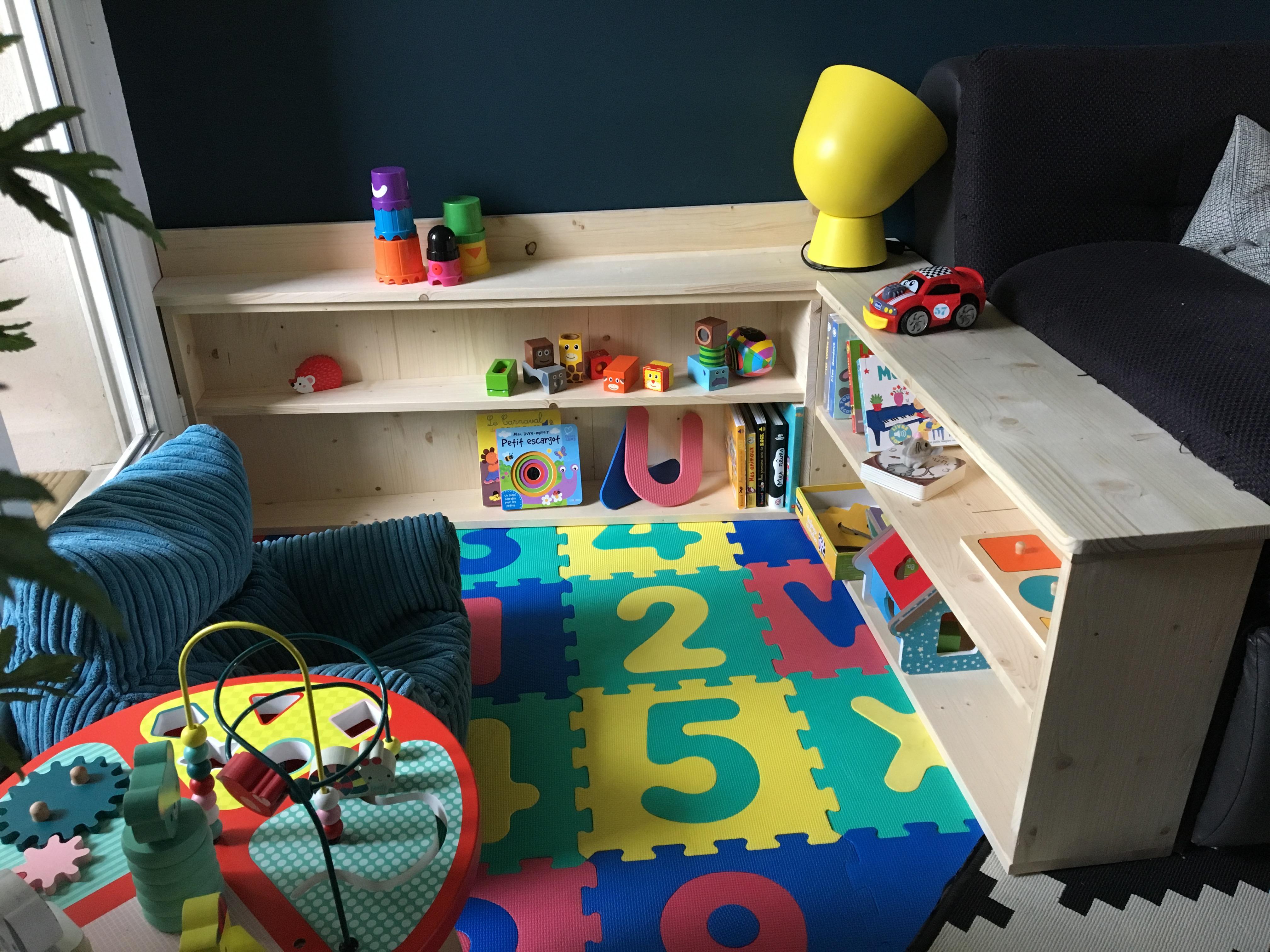 Mobilier Particulier jeux enfant