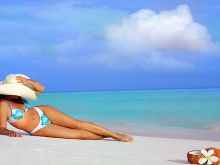 En verano ¿puedo hacer vida normal, bañarme en el mar o en la piscina?