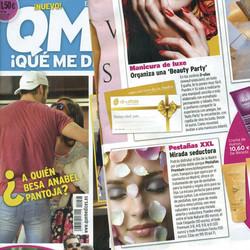 En la revista QMD!