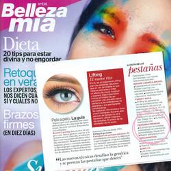La revista Mía Belleza
