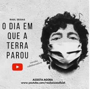 Página Oficial do Raul Seixas lança clipe colaborativo - Confira!