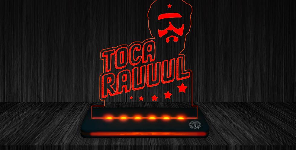 Luminária Toca Raul