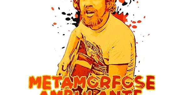 Camiseta Metamorfose Ambulante