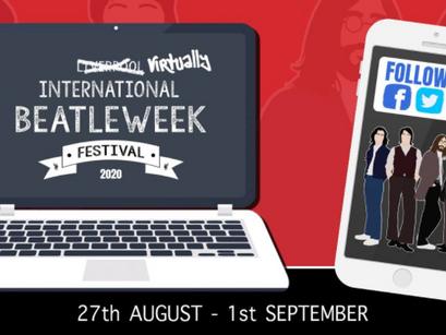 International Beatleweek Festival 2020 encerra nessa terça, 01/09