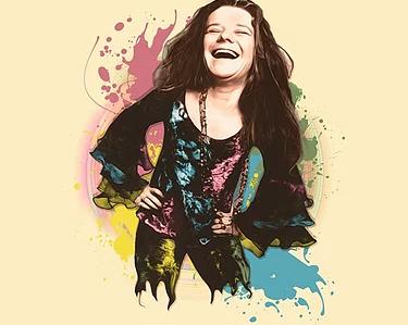 Há 50 anos Janis Joplin foi cantar no céu