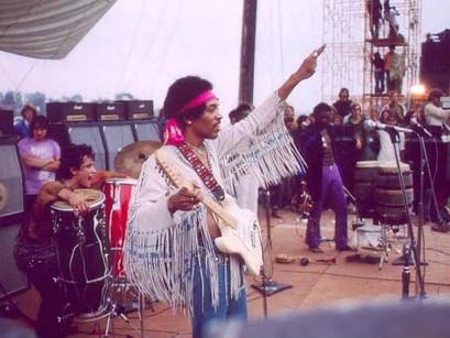 Há 50 anos o mundo ficava sem Jimi Hendrix