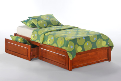 K-Series Basic Bed with Optional Storage Drawer