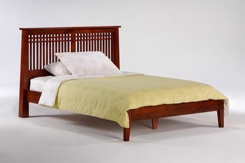 Solstice Bed (Cherry)