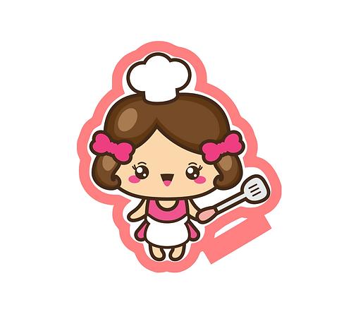 *PRE-ORDER* BBQ GIRL CUTTER